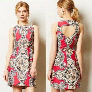 Anthropologie Moulinette Soeurs Paisley  Dress